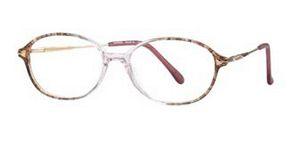 Silver Dollar Shannon Eyeglasses