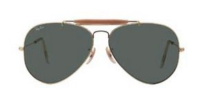 Ray Ban RB3029 (Outdoorsman II) Arista