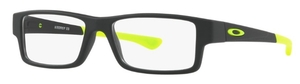 Oakley Airdrop XS OY8003 Youth 05 Satin Black/Retina Burn
