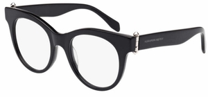 Alexander McQueen AM0004 12 Black