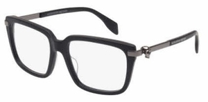 Alexander McQueen AM0022 Semi Matte Black
