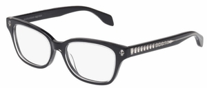 Alexander McQueen AM0026 12 Black