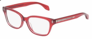 Alexander McQueen AM0026 Red