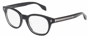 Alexander McQueen AM0027 12 Black