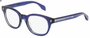 Alexander McQueen AM0027 03 Blue Fade