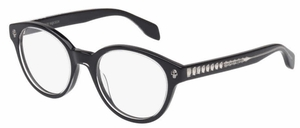 Alexander McQueen AM0028 12 Black