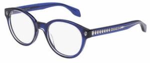 Alexander McQueen AM0028 03 Blue Fade