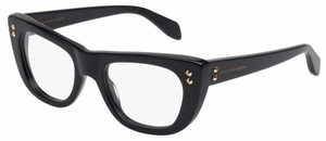Alexander McQueen AM0034 12 Black