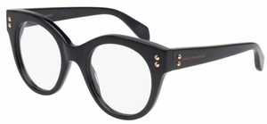Alexander McQueen AM0035 12 Black