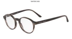 Giorgio Armani AR7004 Matte Striped Grey 5403