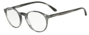 Giorgio Armani AR7127 Striped Grey