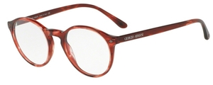 Giorgio Armani AR7127 STRIPED RED