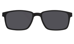 ECO ARAKAWA CLIP-ON Sunglasses