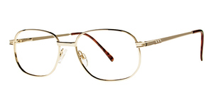 Modern Optical Arthur Gold