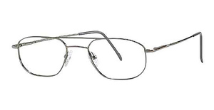 Royce International Eyewear JP-707 Dark Gunmetal Shiny Silver