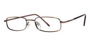 Modern Optical Gossip Antique Brown