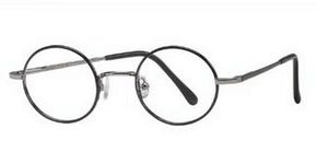 A&A Optical Harry Black / Grey