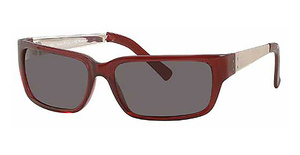 Nautica N6518S Shiny Burgundy Natural