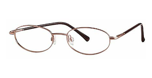 Modern Optical Wizard Brown