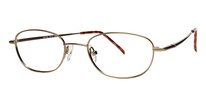 Royce International Eyewear GC-3 Matte Antique Gold