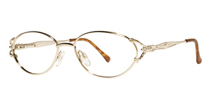 Modern Optical Norma Gold