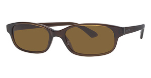 Nautica Long Beach Shiny Dark Brown