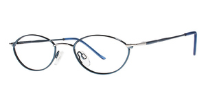 Modern Optical Violet Blue/Silver
