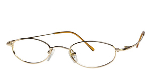 Modern Optical Winter Gold