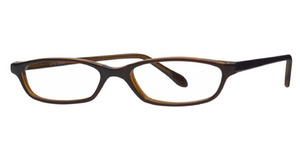 Capri Optics U-10 Black Amber
