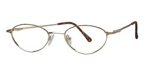 Royce International Eyewear Charisma 12 Gold/Brown