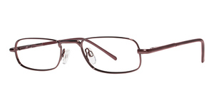 Modern Optical Fabulous Burgundy