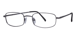 A&A Optical Richmond Matte Gray