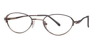 Royce International Eyewear Charisma 16 Dark Lilac Shiny Brown