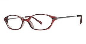 Modern Optical Teenz Wine/Gunmetal
