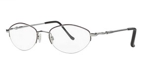 Modern Optical Debonair Grey/Silver