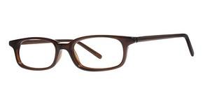 Modern Optical Yuppie Brown