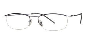 Modern Optical Palm Beach Blue 092