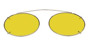 Hilco Enhancer Low Oval Eyeglasses