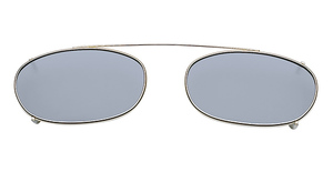 Hilco Flash Mirrored Oblong Eyeglasses