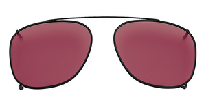 Hilco Flash Mirrored Square Eyeglasses