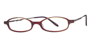 Royce International Eyewear Saratoga 6 Blue Burgundy