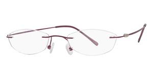 Silver Dollar BTCF3004 Eyeglasses