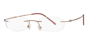 Silver Dollar BTCF3009 Eyeglasses