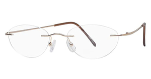 Manzini Eyewear Thinair 16 Pink Gold