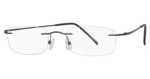 Manzini Eyewear Thinair 17 Navy Blue