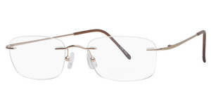 Manzini Eyewear Thinair 18 Pink Gold