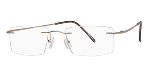 Manzini Eyewear Thinair 19 Pink Gold