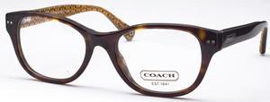 Coach HC6029 Dark Tortoise  5001