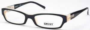 DKNY DY4589 Black/Light Horn