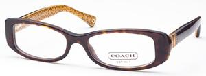 Coach HC6033B Glasses